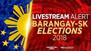 WATCH: Barangay, SK elections 2018