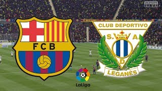 ... barcelona take on leganes at the nou camp as they look for an easy win! live from la liga!! don't...