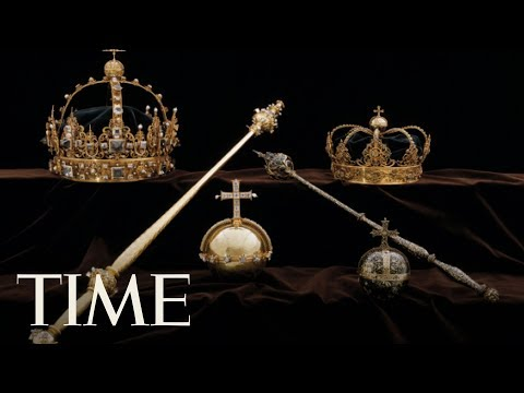 Swedish Crown Jewels Stolen By Thieves Who Got Away On A Motorboat | TIME