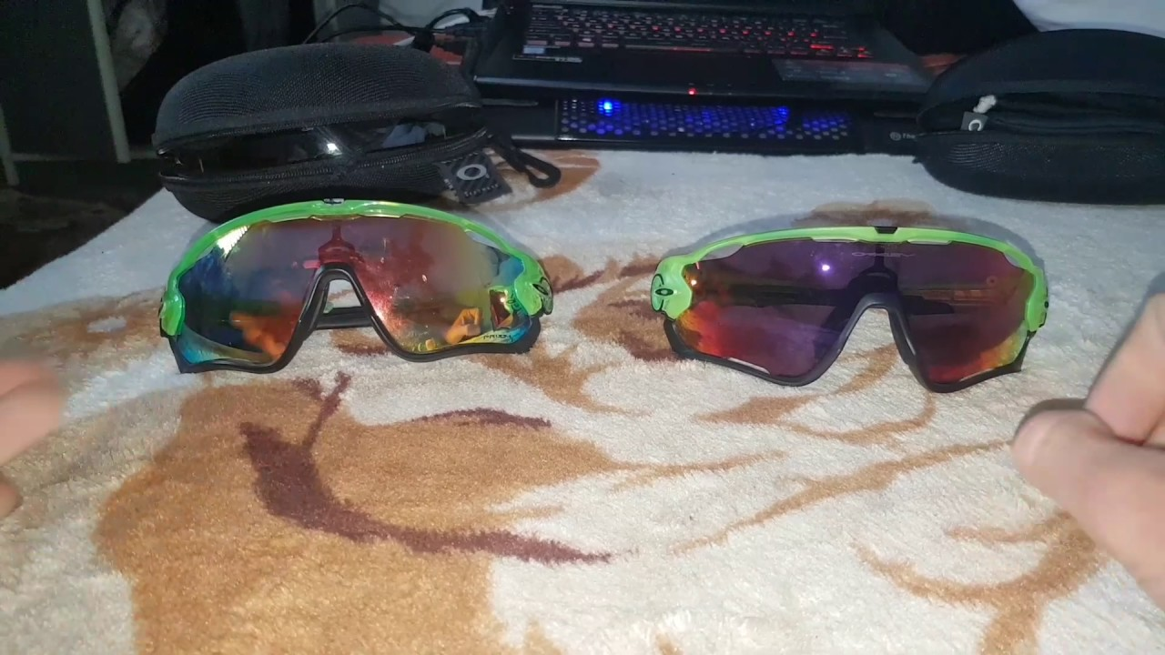 a55998fca7 Will The Original Oakley Jawbreaker Lens Fit The Fake Frame?! - YouTube