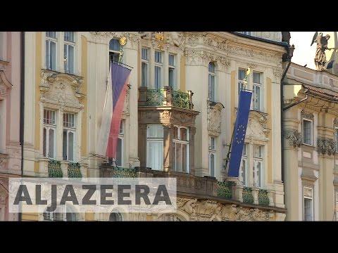 EU pullout looms over Czech Republic