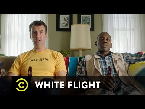 White Flight - Be Whiter - Uncensored