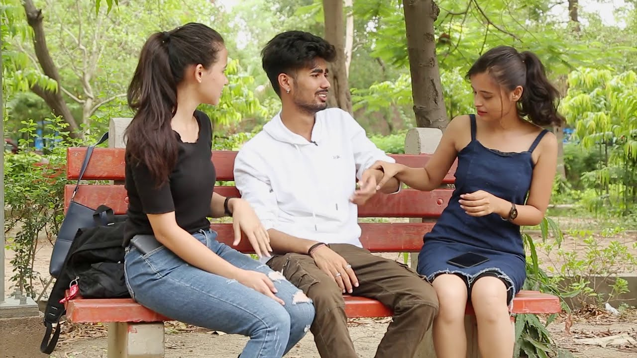 Hugging (गले लगना) Randomly Girls Prank | Bharti Prank | Raju Bharti |