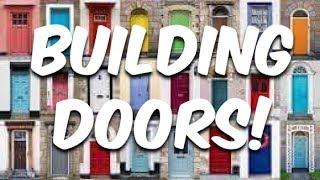 How to Build Boat Doors - BUILDING BRUPEG (Ep. 18)