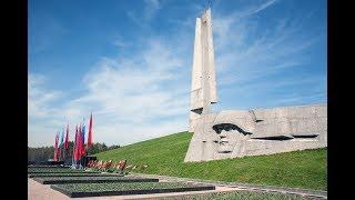 9 мая День Победы г.Зеленоград Мемориальный комплекс ШТЫКИ