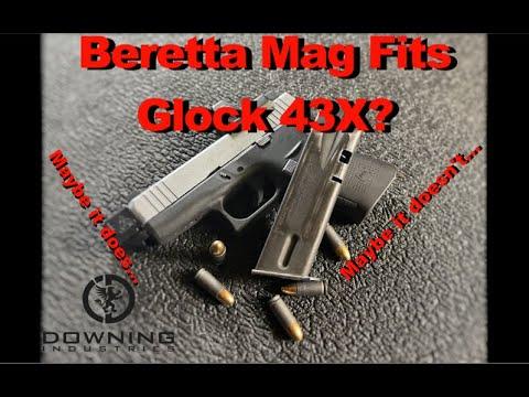 Beretta Mags Work In Glock 48/43X!? Part 1