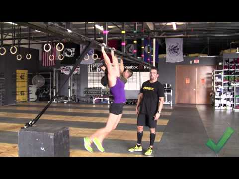 Knees to Elbow (K2E) - Crossfit BNI Competition Standards
