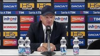 UDINESE TV - La conferenza di Iachini pre Empoli