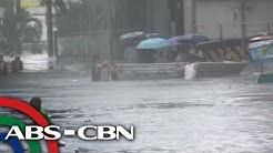 TV Patrol: Ilang kalsada sa Metro Manila, binaha dahil sa habagat