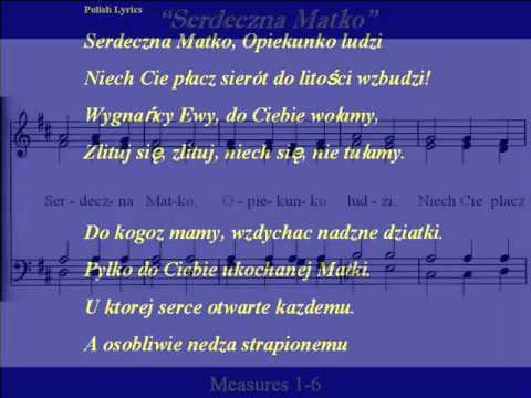 Serdeczna Matko-Soprano