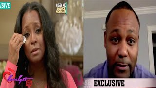 keshia knight pulliam breaks down crying in her interview ed hartwell responds
