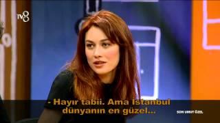 Son Umut Özel - Olga Kurylenko Türkleri Nasıl Buluyor (24.12.2014)