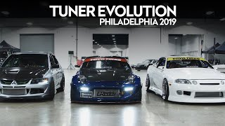 Tuner Evolution: Philadelphia 2019 | HALCYON (4K)