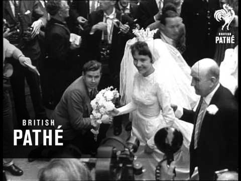Tommy Steele Wedding (1960)