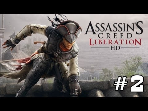 Прохождение Assassins Creed Liberation HD (PC) - #2 Губернатор