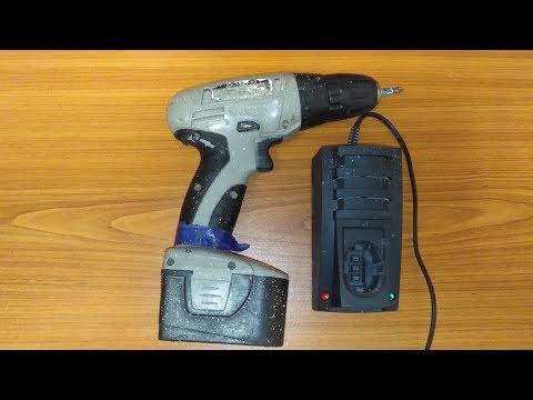Переделываем зарядное устройство шуруповерта Интерскол 12В под Li Ion аккумуляторы