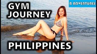 Erika's Gym Journey Philippines Ep2