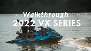 Walkthrough Yamaha's VX Series Featuring the VX Limited HO