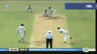 Ajinkya Rahane 126 - Mumbai vs Gujarat 2010/2011 Ranji Trophy