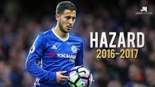 Eden Hazard - Sublime Dribbling Skills amp Goals 20162017
