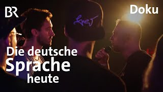 Die deutsche Sprache: Eine Dokumentation zwischen Rap und gendergerechter Sprache