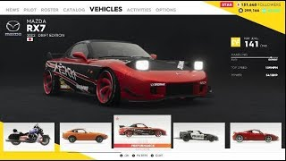 THE CREW 2 - HOW TO TUNE YOUR CARS ON THE GAME -