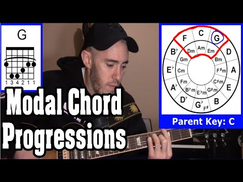 Understanding Modal Chord Progressions
