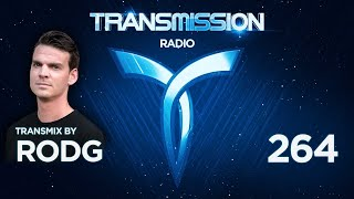Transmission Radio 264 - Transmix by RODG