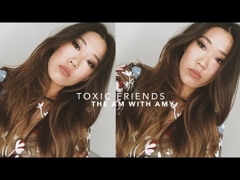 How to Deal with Toxic Friendships | #TheAMwithAmy