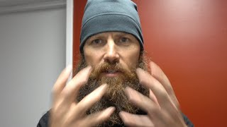 How to: Grow a Beard With 'Duck Dynasty' Star Jase Robertson