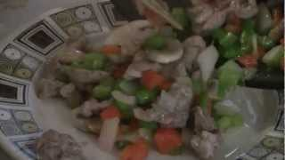 Chicken Chop Suey Stir Fry:  Chinese Slice And Dice Recipe