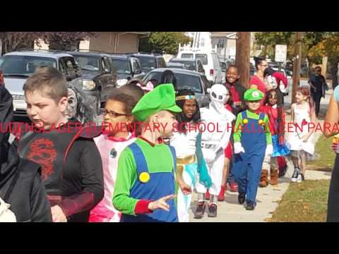 LOUDENSLAGER ELEMENTARY SCHOOL HALLOWEEN PARADE