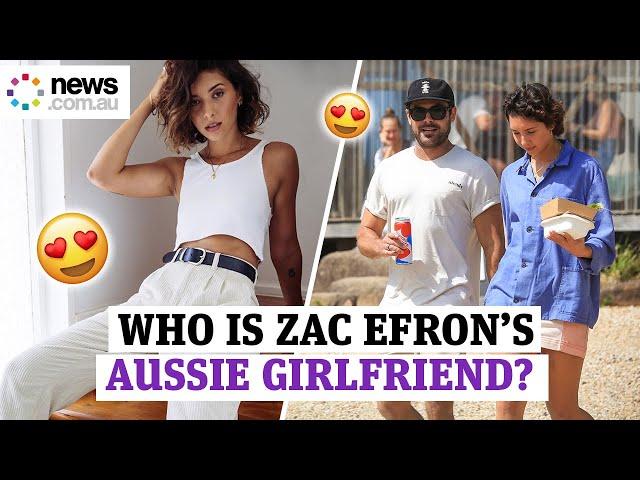 Who is Zac Efron's Aussie girlfriend Vanessa Valladares?