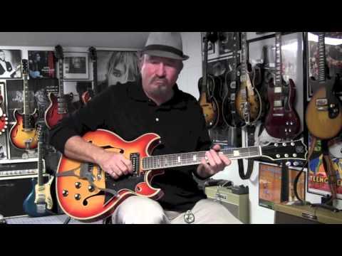1968 Idol PA23 Guitar Demo