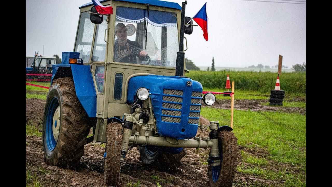 Traktoriáda 2020 Vrchy