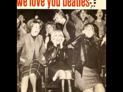 The Carefrees  We Love You Beatles  1964 45rpm