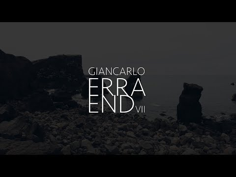 Giancarlo Erra - End VII (from Ends)