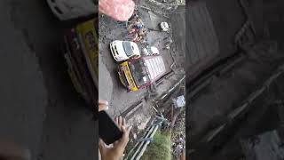 Majerhat Bridge Collapsevideo