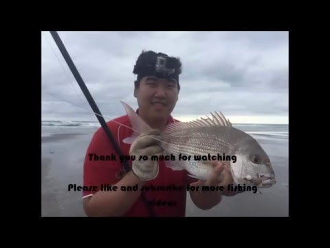 NZ Fishing | Surfcasting | Wild West Coast