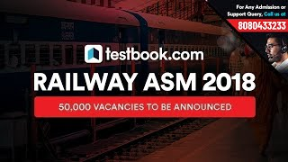 Railways RRB ASM Recruitment 2018   Latest News & Updates 🚂 2017 Video