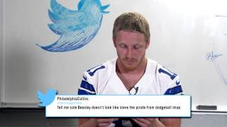 Cowboys Players Read