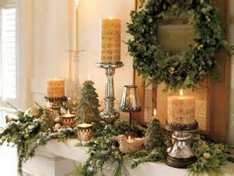 Christmas Home Tour ~ A Day Late and a Dollar Short ~ by The