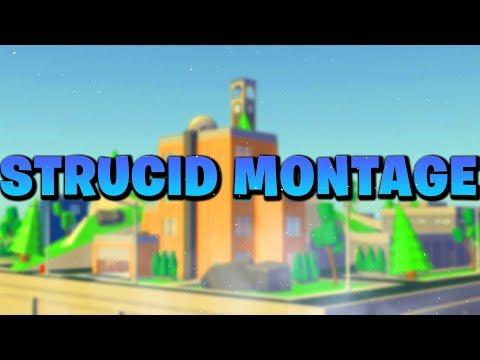 Strucid Montage - 2 5 0🌹
