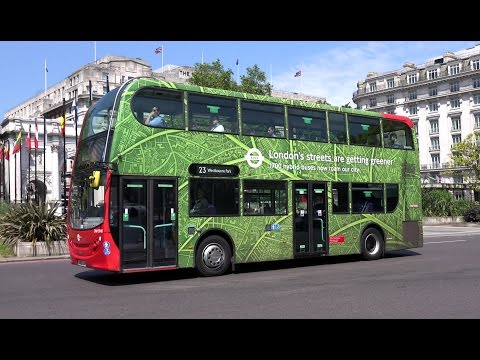London Buses - Tower Transit Part 1