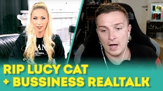 RIP Lucy Cat + im Business ABGEZOGEN?! | Reaction