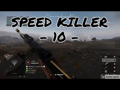 SPEED KILLER - 10 -   Ag m/42 Edition   Battlefield 5 thumbnail
