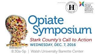 Opiate Symposium 2016