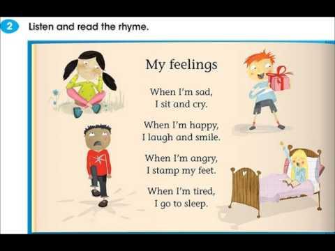 My feelings rhyme - YouTube