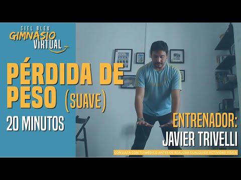Ejercicios para perder peso (Suave) - 20 minutos - con Javier Trivelli