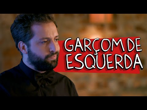 Download GARÇOM DE ESQUERDA